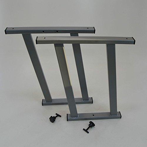 Preisvergleich Produktbild BST Multiflexboard Höhe 51 cm für VW T5 Multivan. 2 Konsolen + 1:1 Zuschnittvorlage für die Auflage.