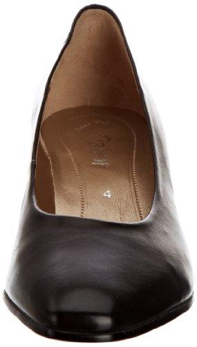 Gabor Competition, Chaussures À Talons Noirs Pour Femmes (noir)