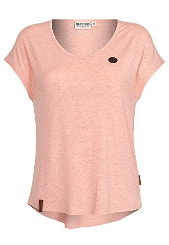 Damen T-Shirt Naketano Falscher Smiley III T-Shirt