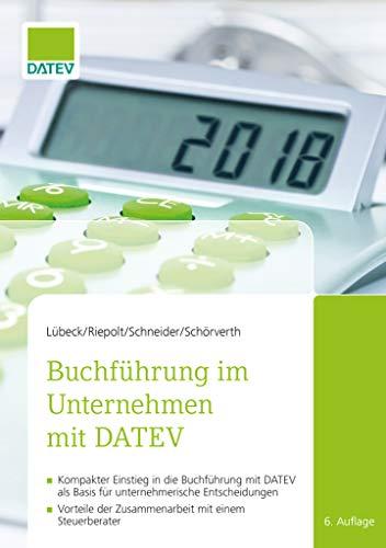 Buchführung im Unternehmen mit DATEV, 6. Auflage