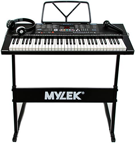 Mylek 61 Key Portable Electronic...