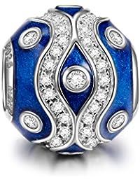 NinaQueen - Galaxie - Charm pour femme argent 925