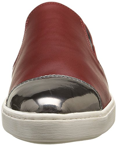CUBANAS Sneak120, Chaussons femme Red Wine