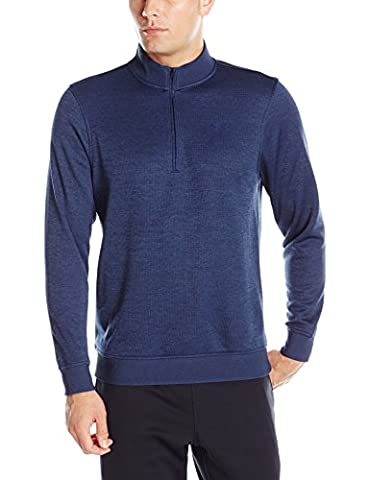 Under Armour Golf 1/4 Zip Storm Sweater (Under Armour Mens Pullover)