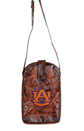 Gameday Boots NCAA Damen Geldbörse Auburn Tigers, Messing, Einheitsgröße - Kreuz-western-stiefel