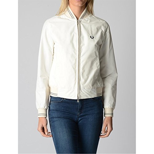 Fred Perry Fred Perry Womens Jacket 31732000 0200 BIANCO