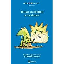 Tomás es distinto a los demás (Castellano - A Partir De 6 Años - Altamar)