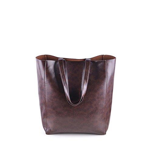 VIVIESTA , Damen Tote-Tasche One Size Braun