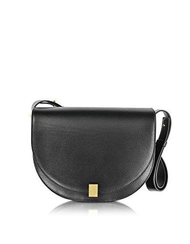 victoria-beckham-womens-vba130black-black-leather-shoulder-bag