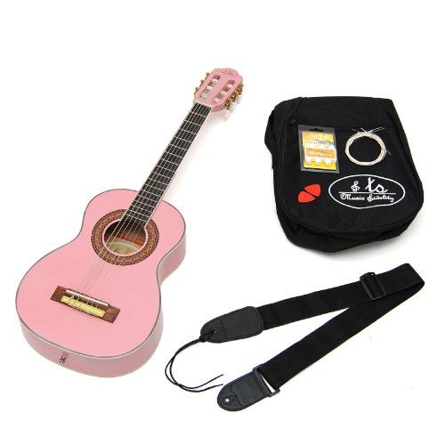 ts-ideen-4562-1-2-childrens-acoustic-concert-guitar-pink