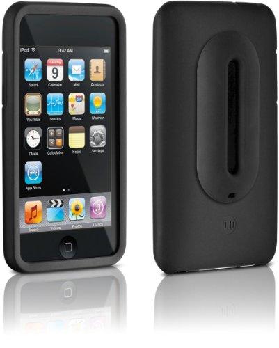 DLA 63059 Jam Jacket  Silikon-Tasche/Schutzhülle inkl. Kopfhörer-Kabelmanagement und Displayschutzfolie für Apple iPod Touch 2.Gen u. 3.Gen
