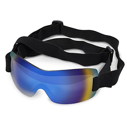 UV Hundebrillen Sonnenschutz Brillen Goggles Hundebrillen Sonnenschutz Brillen Für Haustier Hunde (3 Farben)(Blue)