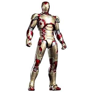 Hot Toys - Htmms197d02 - Figurine Cinéma - Iron Man Mark Xlii - Die Cast - Echelle 1/6