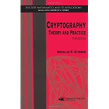 [(Cryptography: Theory and Practice)] [by: Douglas R. Stinson]