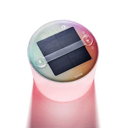ssence aufblasbare Solar-Laterne, Lila, ONE Size ()