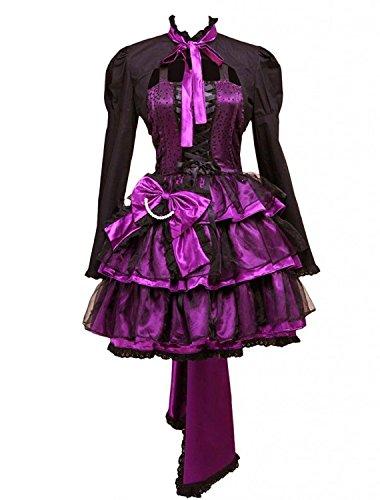 Cemavin Gotisches Lolita Kleid in (Go Kostüme Go Kleid)