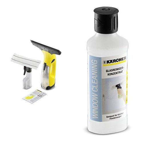 karcher-wv-2-plus-aspiragocce-a-batteria-ricaricabile-kaeurrcher-detergente-concentrato-per-vetri-e-