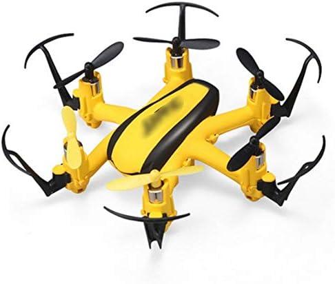Y&W Drone Caméra HD 720P WiFi FPV Helicoptère Télécommandé Télécommandé Télécommandé Mode sans Tête Maintien d'altitude Vol de Trajectoire 360°Flips pour Débutants et Enfants | Finement Traité  983d02