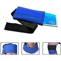 Gel Hot und Cold Ice Pack für Kopfbedeckung, Handgelenk, Ellenbogen, Knie Reinigungstuch covernd Kalten Ice preisvergleich bei billige-tabletten.eu