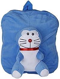 'PRACHI TOYS'' Cute DOG & Doremon Soft Toy For School Bag For Kids, Travelling Bag, Carry Bag, Picnic Bag, Teddy...