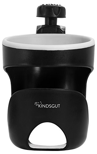 Kindsgut Getränkehalter, universal Kaffee-Halter (Kinderwagen-halter)