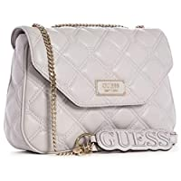 GUESS Women's Cross-Body Handbag, Cloud - VG745019
