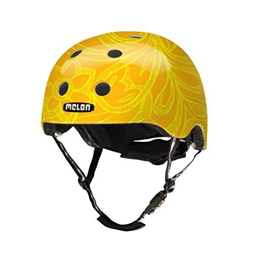 Melon Helmets Urban Active Story Fahrradhelm, Mellow, XXS-S