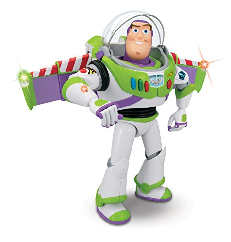 Von Kostüm Lightyear Buzz - MTW Toys 64011 - Disney Pixar Toy Story ,Action Figur Buzz Lightyear, 22 x 30 x 13 cm