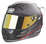 Omp ompsc781K007X L GP8K Carbon Helm, Größe XL