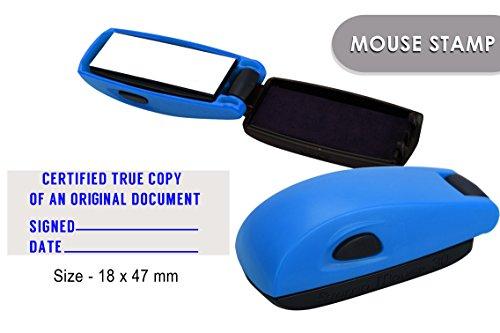 Timbro personalizzabile COLOP 30 Timbro Timbro autoinchiostrante Timbro mini tasca 18x47 mm