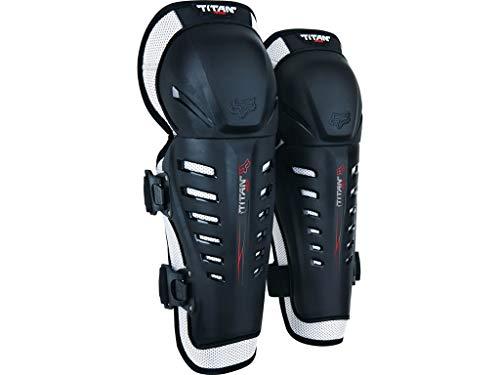 Fox Knieprotektor Titan Race Knee, Black, One size, 06193-001