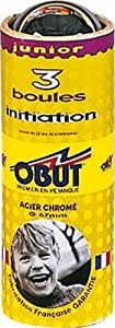 Obut - Jeu de Plein Air - Triplette junior initiation