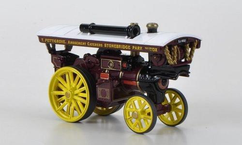 Image of Burrell Showmans 'Star', T Pettigrove - Stonebridge Park - Middlesex, Model Car, Ready-made, Corgi 1:76