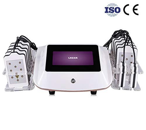 14 pastiglie perdita di grasso 14080 mw 635nm-650nm lipo laser cellulite rimozione di bellezza modellamento del corpo macchina dimagrante