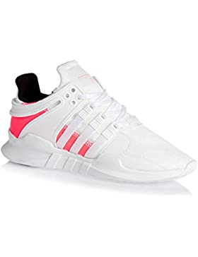 Adidas Originals Eqt Support Adv Youth White Textile Trainers
