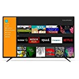 CloudWalker 127 cm (50 Inches) Full HD QLED Smart TV Cloud TV 50SFX2 (Black)