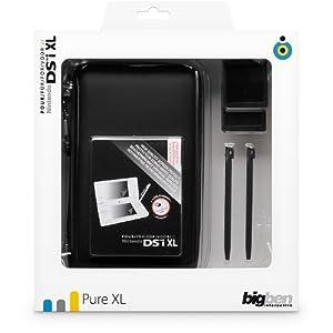 """Nintendo DSi XL – Zubehör-Pack """"Pure XL"""" Black"""