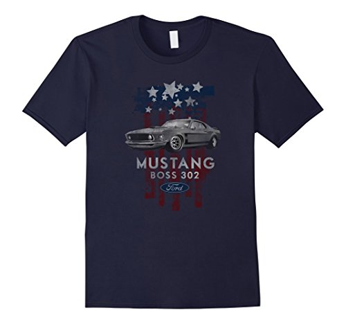 mens-ford-mustang-boss-302-t-shirt-soft-touch-27937-large-navy