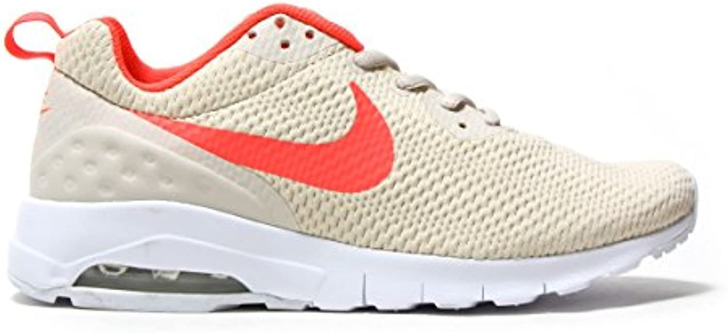 Nike WMNS AIR MAX MOTION LW - Zapatillas deportivas, Mujer, Amarillo - (Lt Orewood Brn/Hot Punch-White)