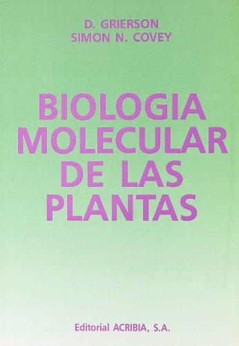 Biología molecular de las plantas
