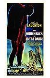 Hunchback of Notre Dame Movie Poster (27,94 x 43,18 cm)