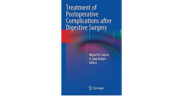 Treatment of Postoperative Complications After Digestive Surgery