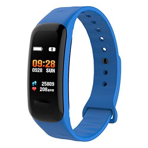 Monitor Actividad física Ritmo cardíaco presión