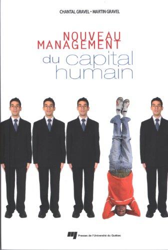 Nouveau management du capital humain par Chantal Gravel