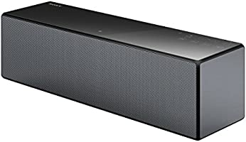 Sony SRSX88 Hi-Res Audio Multiroom Speaker with Wi-Fi and Bluetooth - Black