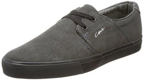 C1RCA Alto, Scarpe da Ginnastica Unisex – Adulto Charcoal/Black
