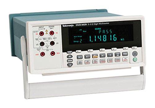 Tektronix DMM4020 Digitales Multimeter, 5,5 Ziffern, 0,015% Genauigkeit, Dual-Display -