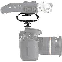 BOYA BY-C10 Cámara Montaje de Choque Shockmount de Vídeo Micrófono para the Zoom H4n, H5, H6, Sony Tascam DR-40, DR-05, DR-07