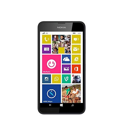 Nokia Lumia 638 (Black)