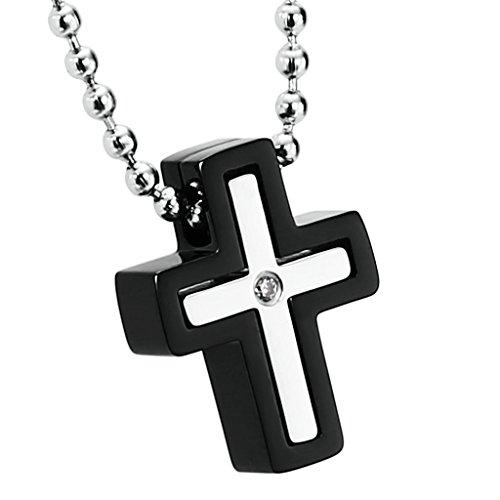 daesar-joyeria-collar-acero-inoxidable-cruz-cz-negro-colgante-necklace-para-mujertalla14x18cm
